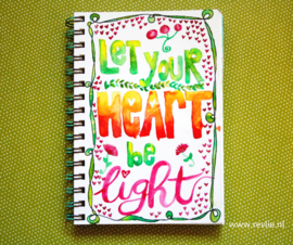 """Mini Online Class """"Watercolor Quotes"""" - in English"""