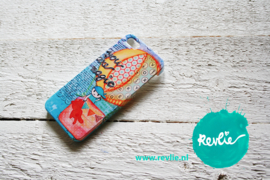 """iphone 5 hardcase 3D.  limited edition ontwerp """"you are magic {boy}"""" door Revlie"""