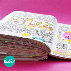 Daily Journaling Online Cursus + gratis stickersheet!