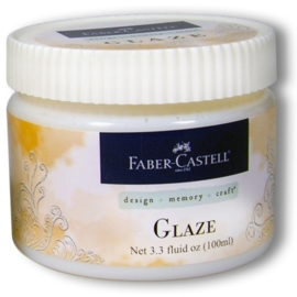 glaze - pot 100 ml - Faber Castell
