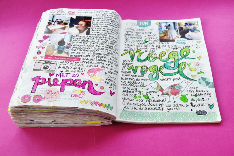 Daily Journaling, een MINI cursus!