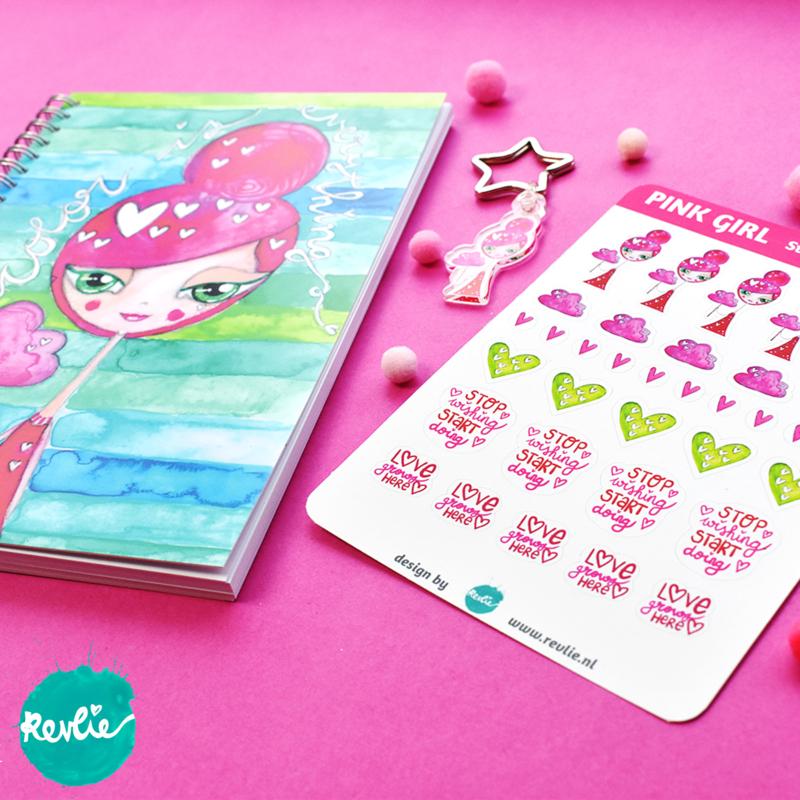 """Gift set """"Pinkie"""""""