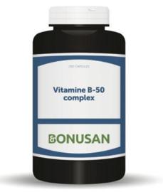 Vitamine B-50 Complex - 200Capsules