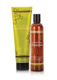 Salon Essentials Shampoo +  Salon Essentials Conditioner
