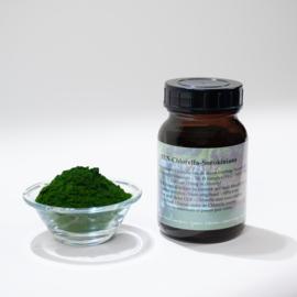 ZEN - Chlorella - 100% Sorokiniana alg - normale pot met 150 gram poeder