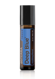 Deep Blue Touch - Shooting Blend - 10 ml - Roller