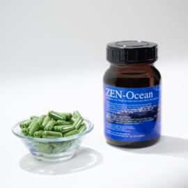 ZEN-Ocean (Marine Phytoplankton) 100gr capsules a 500 mg