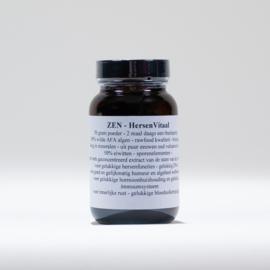 ZEN - HersenVitaal - 50 gram poeder - 100% AFA algen - sterk extract