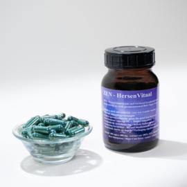 ZEN - HersenVitaal - 180 capsules a 400 mg - 100% AFA algen - sterk extract