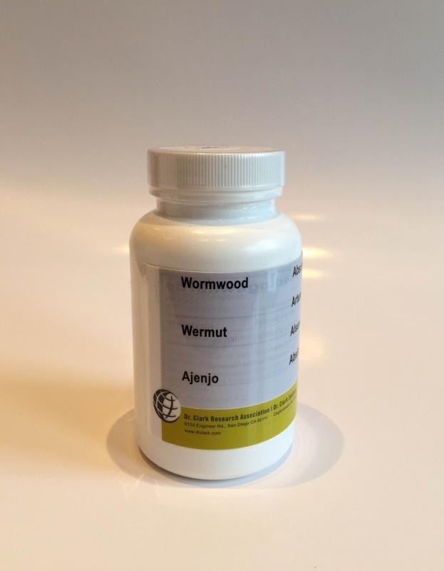 ZEN-Wormwood (Alsem) - 100 capsules a 365mg