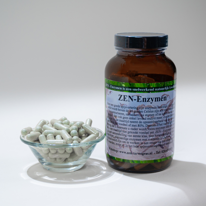 ZEN - Enzymen - 240 capsules a 430 mg