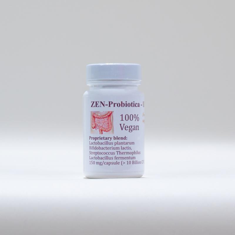ZEN-Probiotica Booster - 30 capsules - 10 milljard CFU per capsule