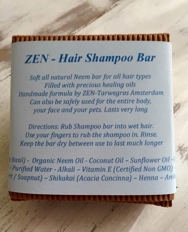 ZEN-Hair & Body Bar