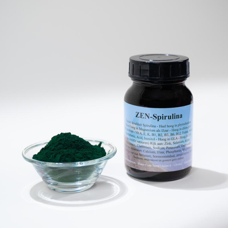 ZEN - Spirulina poeder - normale pot a 150 gram