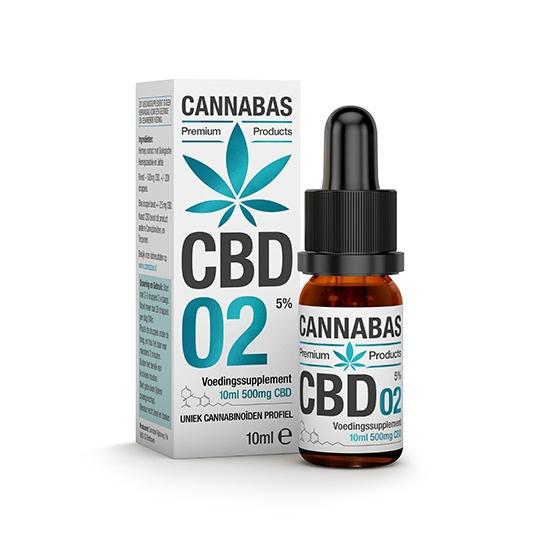 CBD olie - 30 ml - 5%