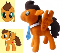 Knuffel op maat: Annika's Pony