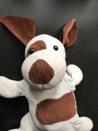 Oud knuffeltje namaken: lief oud hondje