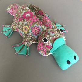 Vogelbekdier oftewel Platypus