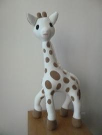 Knuffel op maat: XXL giraf Marleentje