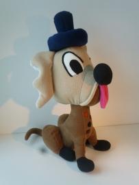 Custom toy: mascotte voor school