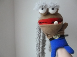 custom toy: handpop opa Herman