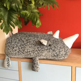 Super knuffel neushoorn, Rhino