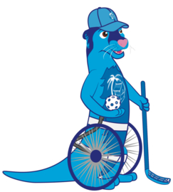Knuffel mascotte: Wheely Kampong