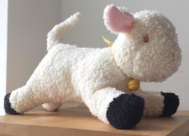 Oud knuffeltje namaken: schaap