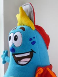 custom toy: mascotte sport