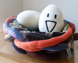 Custom toy: een warm nest