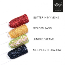 wild @ heart collection glitter