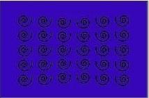 sticker 002 koningsblauw