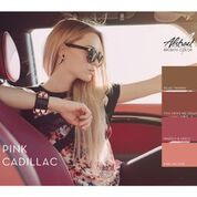 pink caddilac collectie
