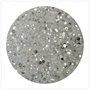 6. wit met zilveren glitters