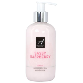 sassy raspberry lotion 250ml