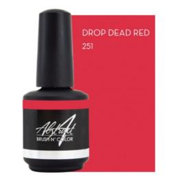 Drop dead red pre order