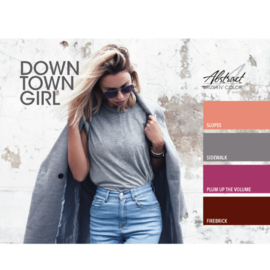 DOWNTOWN GIRL COLLECTION