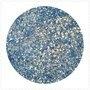 15. blauwe glitters