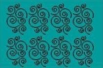 033 turquoise