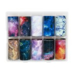 Transferfoil Box Collection 4 GALAXY | Abstract