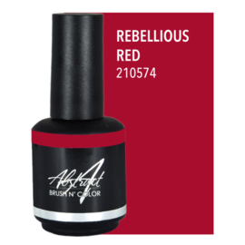 REBELLIOUS RED