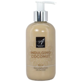 indulging coconut lotion 250ml