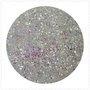 7. wit met roze glitters