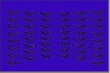 sticker 003 koningsblauw