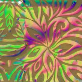 Holographic foil 300