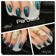 Pardalis pigment