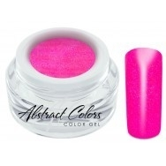 neon glitter pink