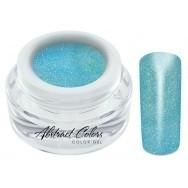 neon glitter blue