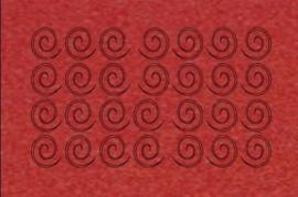 018 metal red