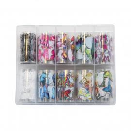 transferfoil box mariposa